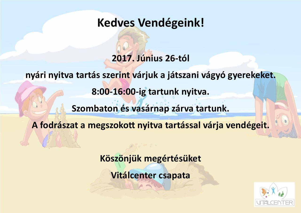 Húsvét a Tündérkert Játszóházban 2017