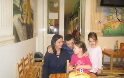 Panka 6 éves szülinapi bulija – 2016