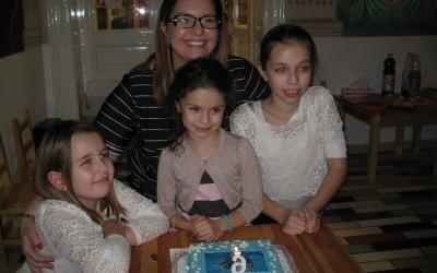 Zsozsi 6 éves szülinapi bulija – 2016