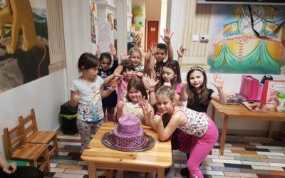 Bianca 6 éves szülinapi bulija – 2018.