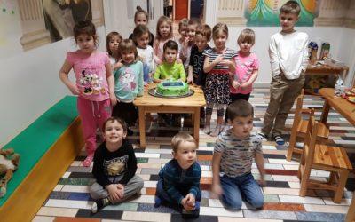 Nándi 5 éves szülinapi bulija – 2018.