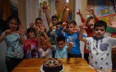 Noel 7 éves szülinapi bulija – 2018