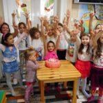 Jázmin 7 éves szülinapi bulija a Vitálban - 2018