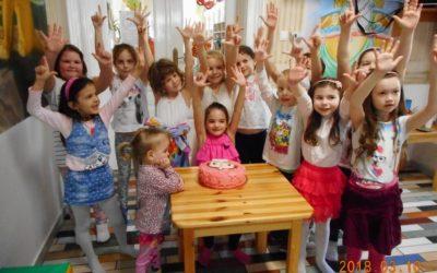Jázmin 7 éves szülinapi bulija – 2018