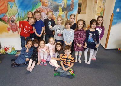 Nóri 6 éves szülinapi bulija a Vitálban - 2018