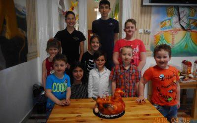 Zalán 6 éves szülinapi bulija – 2018