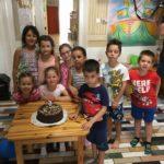 Hanna 6 éves szülinapi bulija – 2018